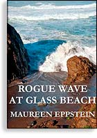 Rogue Wave at Glass Beach