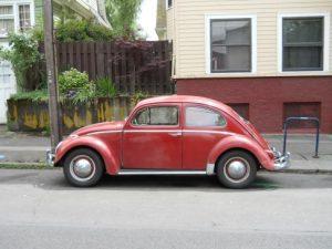 1961 VW Beetle