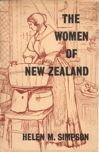 NZ Women book cover