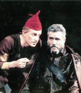 King Lear and the Fool