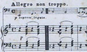 cello score