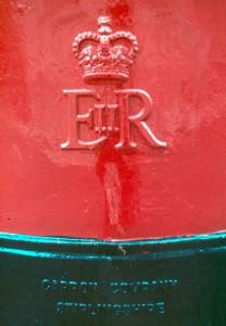 English mailbox detail